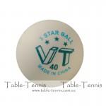 VT 3 stars - мячи 3 звезды (1 шт.)