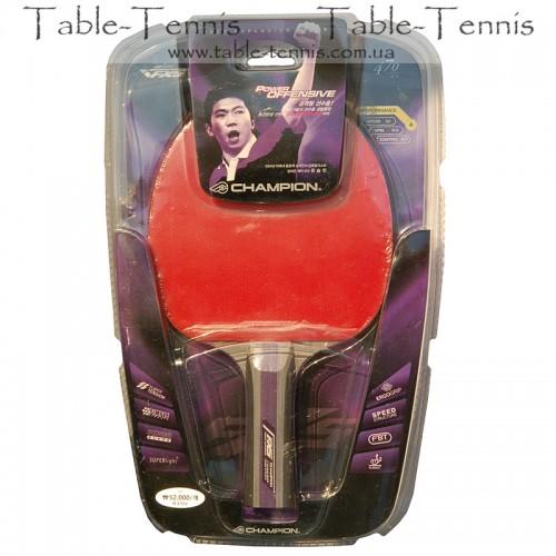 CHAMPION R 470 ракетка для настольного тенниса