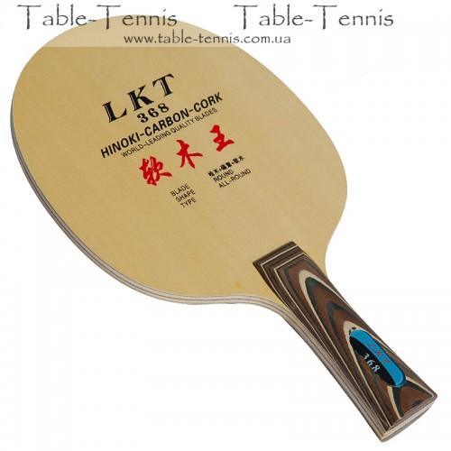 LKT 368 Hinoki Carbon Cork Основание для настольного тенниса