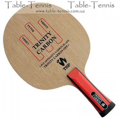 TSP Trinity Carbon OFF+ основание для настольного тенниса