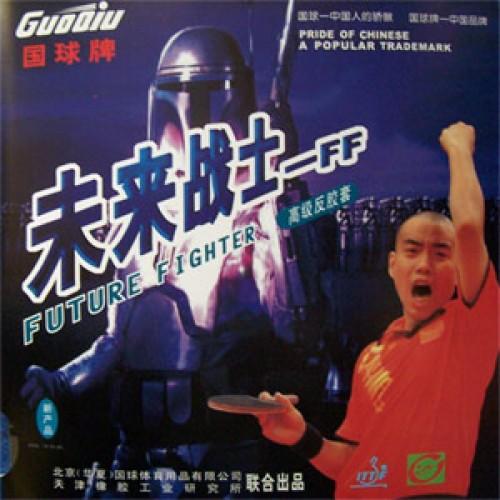 GuoQiu Future Fighter накладка для настольного тенниса