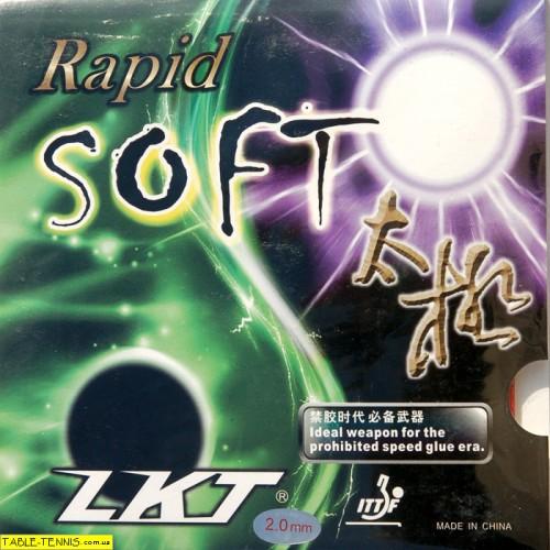 LKT Rapid Soft накладка для настольного тенниса