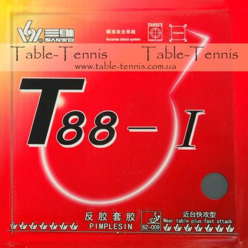 SANWEI T88-I накладка для настольного тенниса
