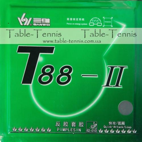 SANWEI T88-II накладка для настольного тенниса