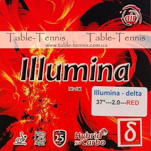 AIR Illumina Delta Sound 37 накладка для настольного тенниса