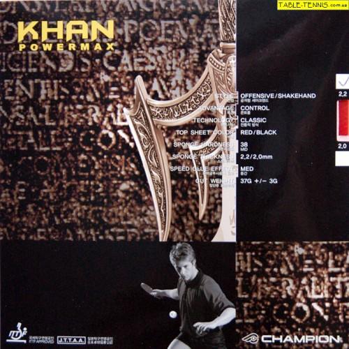 CHAMPION Khan Powermax