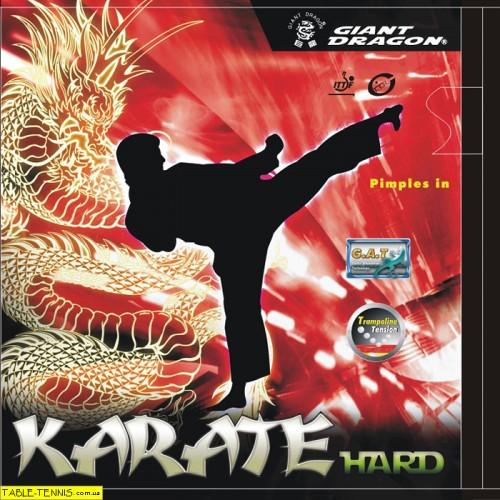 GIANT DRAGON Karate Hard накладка для пинг понга