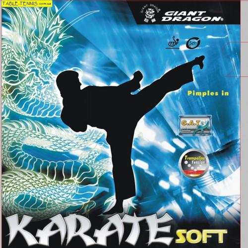 GIANT DRAGON Karate Soft накладка для пинг понга
