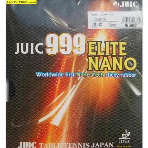 JUIC 999 Elite Nano Накладка для настольного тенниса
