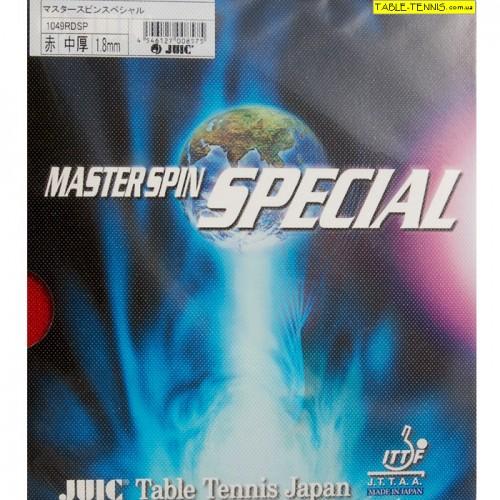 JUIC Masterspin Special (средние шипы)