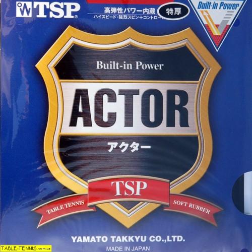 TSP Actor накладка для настольного тенниса
