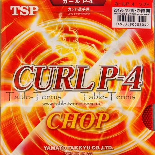 TSP Curl P4 защитные шипы для настольного тенниса