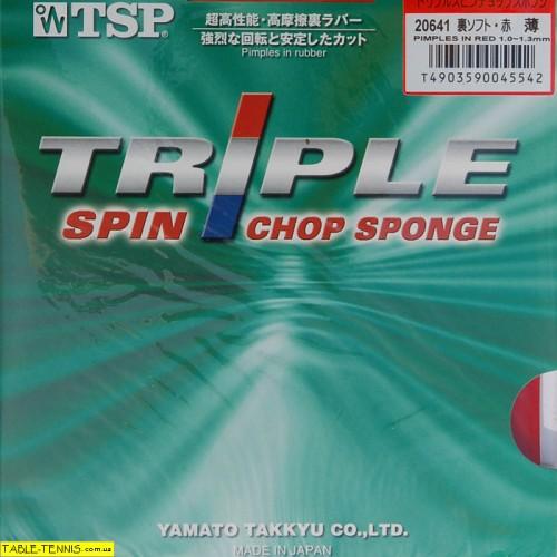 TSP Triple Spin Chop накладка для настольного тенниса