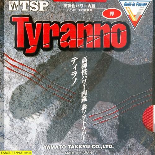TSP Tyranno атакующие шипы для настольного тенниса