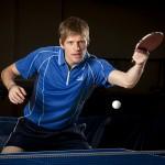 YASAKA F-Shirt тенниска синяя