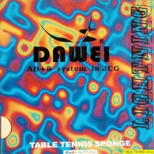 DAWEI Lightning Sponge губка для накладки