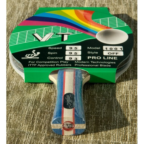 VT 1001w Pro Line Ракетка для настольного тенниса