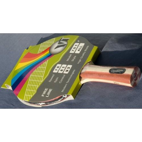 VT 701f – ракетка для настольного тенниса