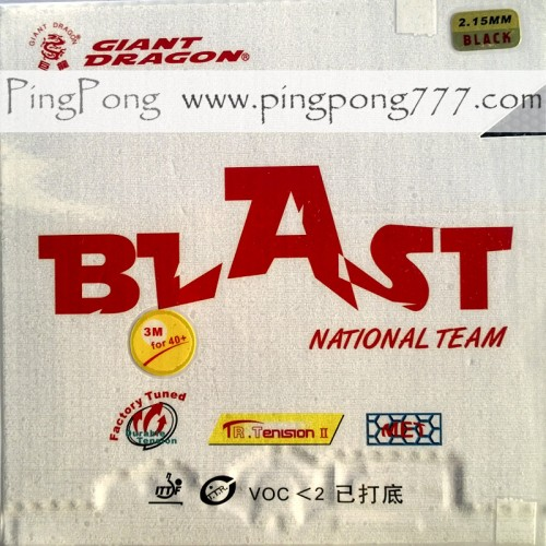 GIANT DRAGON Blast National Team