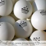 SANWEI 1 star ABS 40+ пластиковые мячи (100шт.)